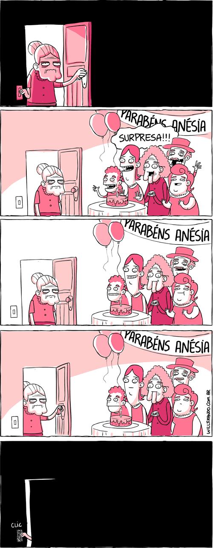 Anesia-Surpresa