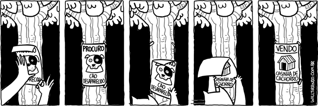 cão cachorro gato procurar perdido desaparecido cartaz árvore casinha vendo vender