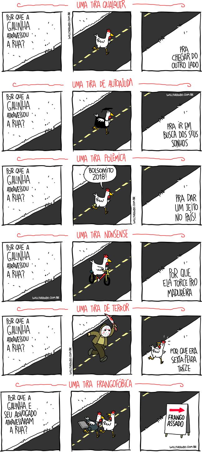 por-que-a-galinha-atravessou-a-rua